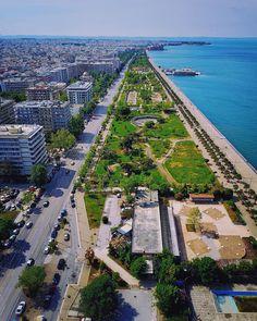 658 vind-ik-leuks, 89 reacties - GIᗩᑎᑎIᔕ ᗷOᑌKᒪIᔕ  (@giannis_bouklis) op Instagram: '• | ᴹᴼᴿᴺᴵᴺᴳ ᵛᴵᴮᴱˢ | • ☀️ ☀️ ☀️ .🗺Location:Thessaloniki,Greece 🇬🇷 #fromwhereidrone . . . . .#skg…'