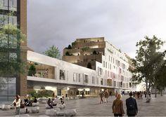 2012_ 173 apartments, Pantin (93) - Pantin - Hamonic + Masson & Associés