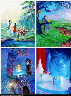 love disney art