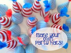 Good idea for birthday party decorations