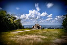Pisgah Altare Print by Joshua Zaring. All prints are professionally… Thing 1, Summer Dream, Landscape Prints, Nature Prints, All Print, Country Roads, Fine Art Prints, Clouds, Outdoor