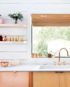 a budget-friendly bungalow in austin via domino / @sfgirlbybay