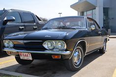 Lot Shots Find of the Week: 1965 Chevrolet Corvair - OnAllCylinders