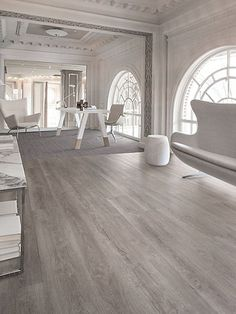 Cost to Install Vinyl Flooring and Vinyl Cost per Square-feet - Enjoy Your Time Vinyl flooring is a brand-new type of durable flooring in the marketplace. Durable flooring is just Luxury Vinyl Flooring, Luxury Vinyl Plank, Grey Vinyl Plank Flooring, Grey Laminate Flooring, Vinyl Planks, Modern Flooring, Unique Flooring, Basement Flooring, Kitchen Flooring