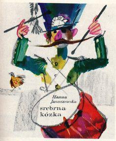 ilustracja dla dzieci: Janusz Grabiański Children's Book Illustration, Book Illustrations, List Of Artists, Vintage Greeting Cards, Fun Prints, Les Oeuvres, Childrens Books, Creative, Painting