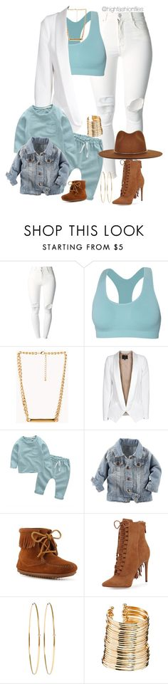 """""""Day With Mom"""" by highfashionfiles ❤ liked on Polyvore featuring (+) PEOPLE, ibex, Forever 21, SLY 010, Minnetonka, Alexandre Birman, Jennifer Meyer Jewelry, ASOS and Janessa Leone"""