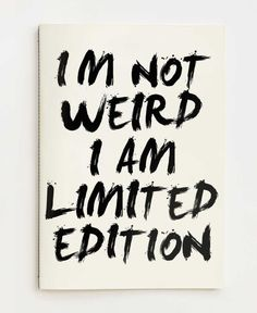 weird VON Mottos by Sinan Saydik now on JUNIQE!