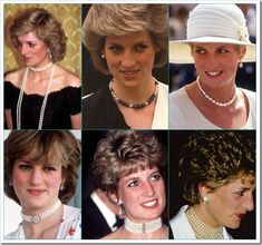 Diana Spencer Jewelry | Princess Diana: People's Princess-Jewelry Style Decoded! | Angara ...