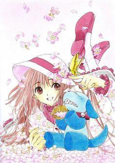Kobato ~~ Manga-style :: Kobato & Ioryogi