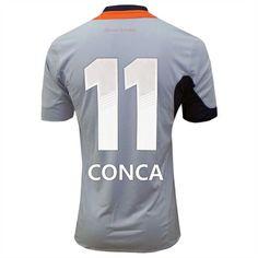 631b431c86 Camisa Fluminense Treino Conca 11 Adidas Cinza - Personalize Patch CBF.  Fluboutique Online