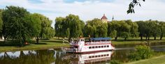 Frankenmuth might be known for hosting the world's largest Christmas store, but there's so much more to explore! Here are five reasons to visit Michigan's Little Bavaria this summer.
