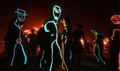 """HowStuffWorks """"How Electroluminescent (EL) Wire Works"""""""