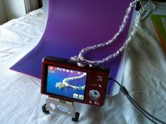 The Beading Gem's Journal: Natural Light Jewelry Photography with the Modahaus Portable Studio Set Up