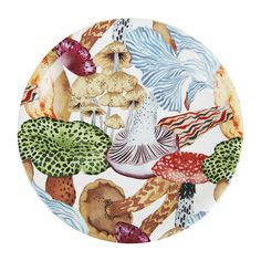 Discover the Missoni Home Champignon - Round Platter at Amara
