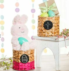 Thirty one gifts gift gallery your way rectangle basket in love this unique easter basket ideas negle Images