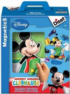 Diset - 46517 - Loisir créatif - Silhouette Mickey et ses Habits: Amazon.fr: Jeux et Jouets