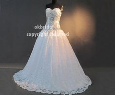 Hey, I found this really awesome Etsy listing at http://www.etsy.com/listing/127180774/lace-wedding-dess-lace-wedding-gown