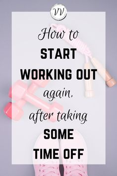 After you've taken a break from fitness, it can be hard to find the motivation to get right back into a fitness routine. Believe me, I've been through that feeling a million times before. That's why I wanted to share the easiest ways I always get back into a new workout routine after taking a bit of time off! #fitnessmotivation #workouts #workoutmotivation #getfit Wellness Tips, Health And Wellness, Health Diet, Running Motivation, Fitness Motivation, Workout For Beginners, Beginner Running, Upper Body Workout For Women, Couch To 5k