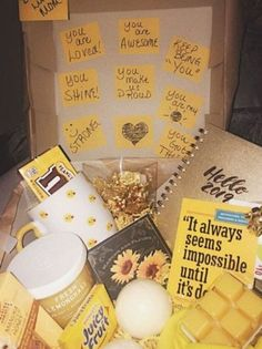 Presents For Boyfriend, Boyfriend Gifts, Friend Birthday, Birthday Gifts, Birthday Nails, Box Of Sunshine, First Home Gifts, Experience Gifts, Business Gifts