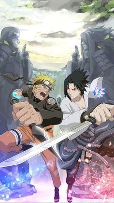 Naruto Shippuden Sasuke, Sasuke Uchiha Shippuden, Naruto Shippuden Characters, Naruto Sasuke Sakura, Sasunaru, Otaku Anime, Anime Naruto, Anime Akatsuki, Naruto Cute