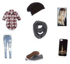 Untitled #209 by lia-directionesse on Polyvore featuring polyvore, fashion, style, Abercrombie & Fitch, Boohoo, Vans, Paula Bianco, Henri Bendel and Label Lab