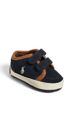 Ralph Lauren Crib Shoe (Baby) | Nordstrom