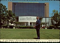 St. Jude Childrens Research Hospital and Danny Thomas Memphis Tennessee