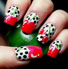 FingerFood: NAILS Mag 31DC Match Day 26 - Accent Nail