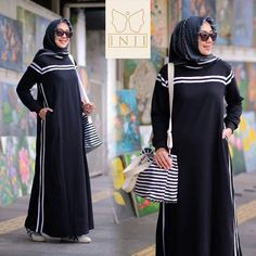 [New] The Best Fashion (with Pictures) This is the 10 best fashion today. According to fashion experts, the 10 all-time best fashion right now is. Motif Photo, Fashion Today, Hijab Fashion, Make Money Online, Kaftan, Casual Dresses, Cool Style, Womens Fashion, Fashion Design