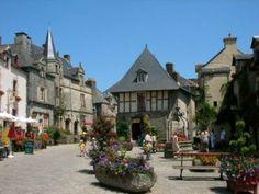 rochefort-en-terre l'un des plus beaux villages de France