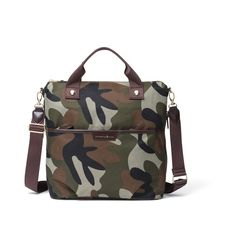Edit.Tokyo Camo square shoulder bag £185.00 For adventurous guy in your surroundings.