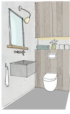 9 Terrific Cool Tricks: Inexpensive Bathroom Remodel Save Water bathroom shower remodel walk in. Inexpensive Bathroom Remodel, Cheap Bathroom Remodel, Cheap Bathrooms, Shower Remodel, Budget Bathroom, Small Bathrooms, Bathroom Ideas, Bad Inspiration, Bathroom Inspiration