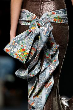 Mercedes Benz Fashion Week Madrid S/S 2013 - Victorio & Lucchino
