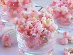 Cravings of a Lunatic: Old Fashioned Pink Popcorn