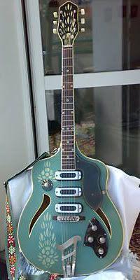Musima Hollowbody I love old German guitars Guitar Tips, Guitar Art, Music Guitar, Cool Guitar, Unique Guitars, Custom Guitars, Vintage Guitars, Making Musical Instruments, Guitar Photos