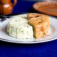 queso de jalapeño y de chipotle