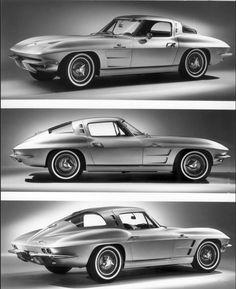 Corvette 1963 triple