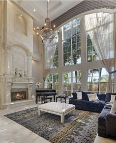 Luxury House Interior Design Tips And Inspiration Luxury Homes Interior, Home Interior Design, Luxury Apartments, Luxury Home Designs, Modern Mansion Interior, Dream House Interior, Classic Interior, Luxury Home Decor, Room Interior