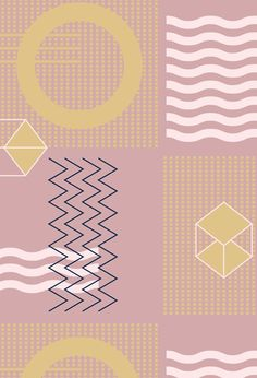 Hello, I am so happy to introduce to you this set of 20 Girlboss Vector Patterns created with all powerful girls in mind :) Strong, bold and fierce geometric Abstract Pattern, Pattern Art, Pattern Design, Backgrounds Wallpapers, Cute Wallpapers, Graphic Patterns, Print Patterns, Stock Design, Memphis Pattern