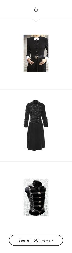 """""""6"""" by alinovarose ❤ liked on Polyvore featuring costumes, steampunk costume, leather halloween costumes, steampunk halloween costume, cosplay costumes, leather costumes, masks, corsets, masquerade and faces"""