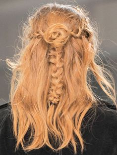 Fall 2013 hair trend: Braids