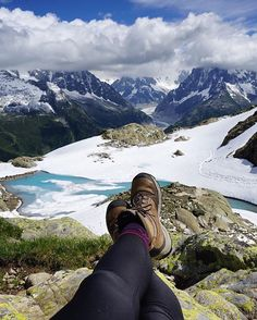After hiking for ten days to complete the Tour du Mont Blanc, @jayboyzee and I spent our recovery day.... hiking. The last part of the TMB  trek was supposed to offer some of the best views, but we barely got  due to weather. So... we went back. I figured I'd just rest when I was back home.