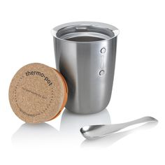Thermo Pot   Unison--keeps food warm up to 5 hours.