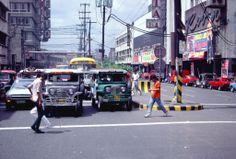 Philippinen Manila Februar 1988 146