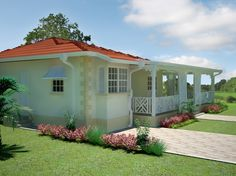 Exterior House Designs In The Caribbean
