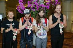 Imagine Dragons Daily (IDDaily) // Fansite // News - GALLERY: Aug. 28, 2015 - BEC-Tero Entertainment -...