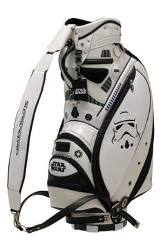Stormtrooper Golf Bag.