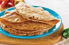 DIY Kitchen: Tortillas in No Time! #recipe - Food & Nutrition Magazine - March-April 2015