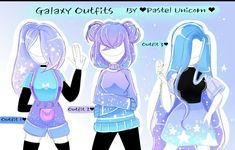 Fashion drawing clothes outfit deviantart for 2019 Clothing Sketches, Fashion Sketches, Art Sketches, Drawing Fashion, Character Outfits, Character Art, Galaxy Outfit, Drawing Base, Art Base
