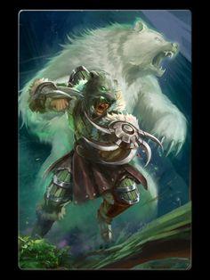Primal warrior (4)